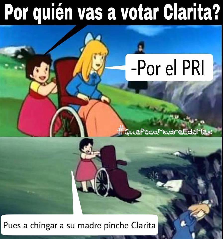 Memes de las elecciones 2017 - Katllanas.tv
